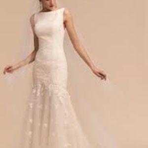 BHLDN Tuscany Wedding Gown